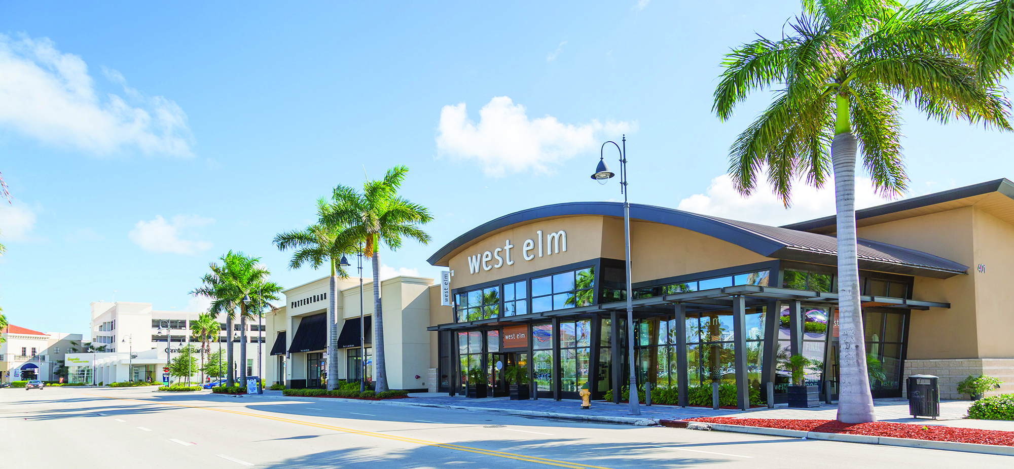 TheVillageGulfstream West Elm Building